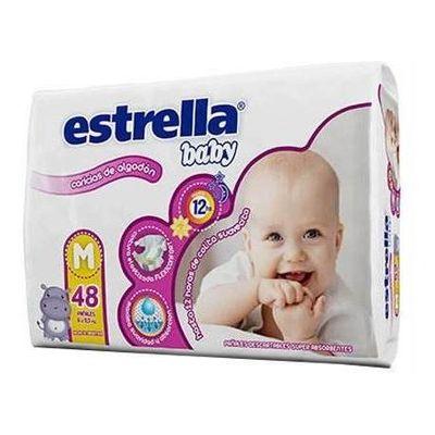 Estrella-Baby-Hiperpack-Talle-M-X-48-Pañales-De-6-A-9.5-Kg-en-Pedidosfarma