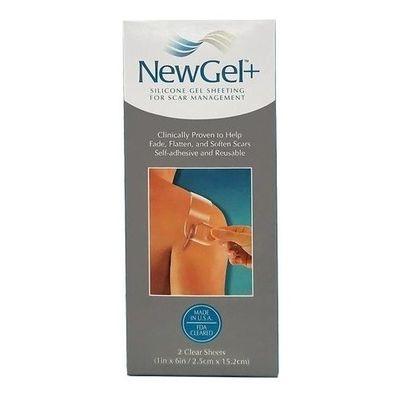Newgel-Lamina-De-Silicona-301s2-Transparente-2.5cm-X-15.2cm-en-Pedidosfarma