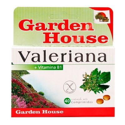 Garden-House-Valeriana-Vit-B1-Facilitador-De-Sueño-40-Comp-en-Pedidosfarma