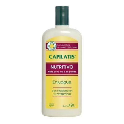 Capilatis-Acondicionador-Cabellos-Nutritivo-Ecologica-420-Ml-en-Pedidosfarma