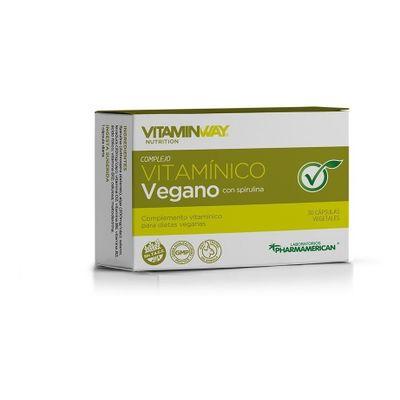 Vitaminway-Vitaminico-Vegano--30-Capsulas-en-Pedidosfarma