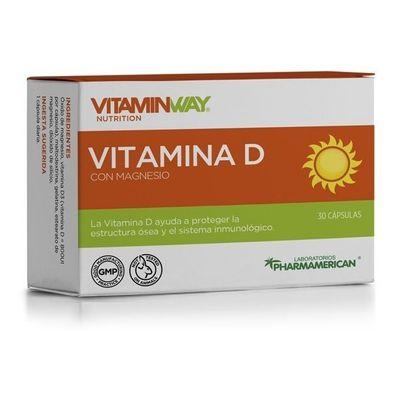 Vitaminway-Vitamina-D-30-Capsulas-en-Pedidosfarma