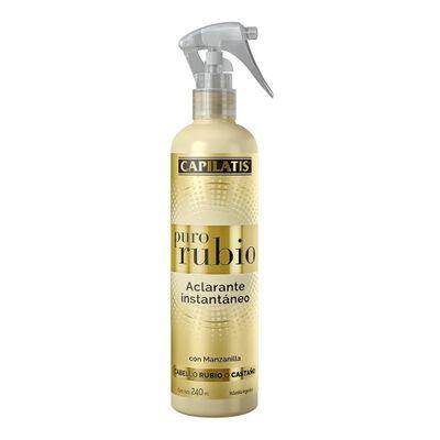 Capilatis-Spray-Aclarante-Instantaneo-Puro-Rubio-240-Ml-en-Pedidosfarma