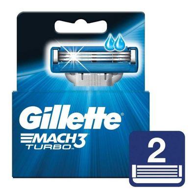 Gillette-Repuestos-Para-Afeitar-Mach3-Turbo-2-Unidades-en-Pedidosfarma