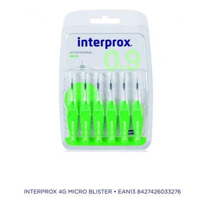 Cepillos-Interproximales-Interprox-Micro-0.9mm-en-Pedidosfarma