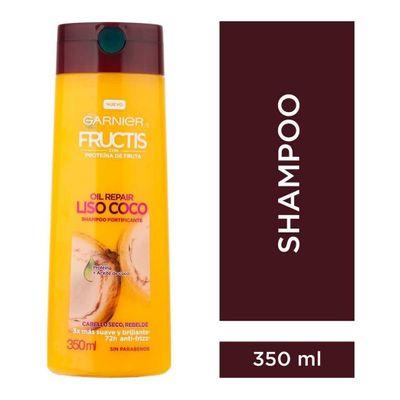 Garnier-Fructis-Shampoo-Oil-Repair-Liso-Coco-350-Ml-en-Pedidosfarma