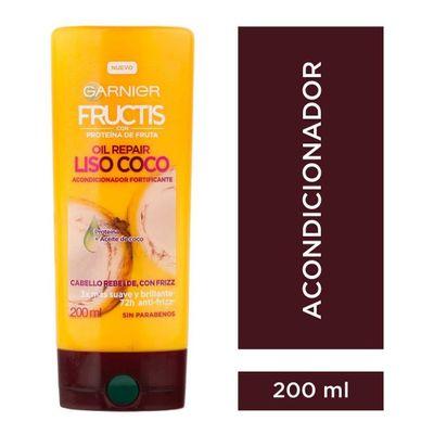 Garnier-Fructis-Acondicionador-Oil-Repair-Liso-Coco-200-Ml-en-Pedidosfarma