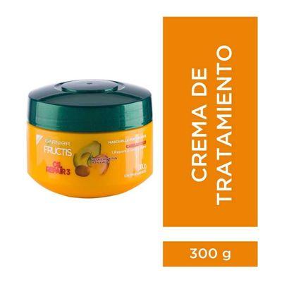 Garnier-Fructis-Crema-De-Tratamiento-Oil-Repair-3-300g-en-Pedidosfarma