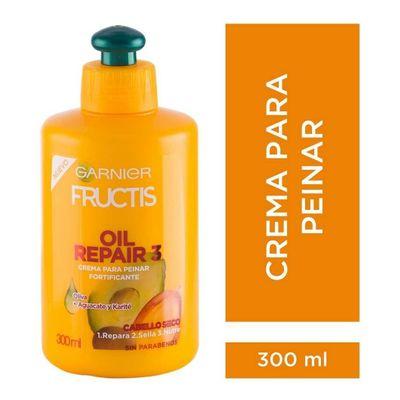 Garnier-Fructis-Crema-Para-Peinar-Oil-Repair-3-300g-en-Pedidosfarma