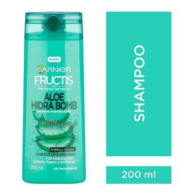 Garnier-Fructis-Shampoo-Aloe-Hidra-Bomb-Vegano-200-Ml-en-Pedidosfarma