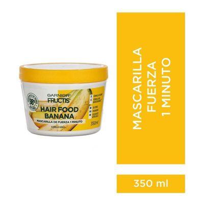 Garnier-Fructis-Hairfood-Mascarilla-De-Fuerza-Banana-350-Ml-en-Pedidosfarma