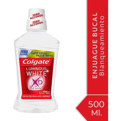 Colgate-Enjuague-Bucal-Luminous-White-250ml-en-Pedidosfarma