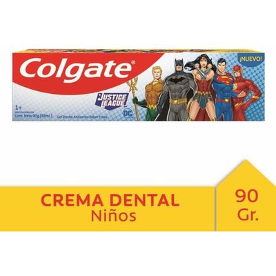Colgate-Kids-Justice-League-Crema-Dental-90g-en-Pedidosfarma
