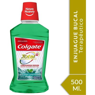 Colgate-Total-12-Aliento-Saludable-Enjuague-Bucal-500ml-en-Pedidosfarma
