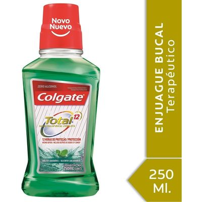 Colgate-Total-12-Aliento-Saludable-Enjuague-Bucal-250ml-en-Pedidosfarma