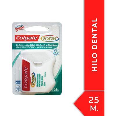 Colgate-Total-Hilo-Dental-Fluor-Y-Menta-Encerado-25-M-en-Pedidosfarma