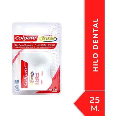 Colgate-Total-Hilo-Dental-Encerado-25-M-en-Pedidosfarma