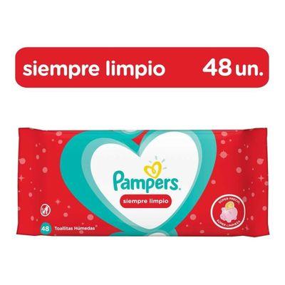 Pampers-Toallitas-Humedas-Pampers-Siempre-Limpio-48-Unidades-en-Pedidosfarma