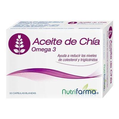 Nutrifarma-Aceite-De-Chia-Omega-3--30-Capsulas-en-Pedidosfarma