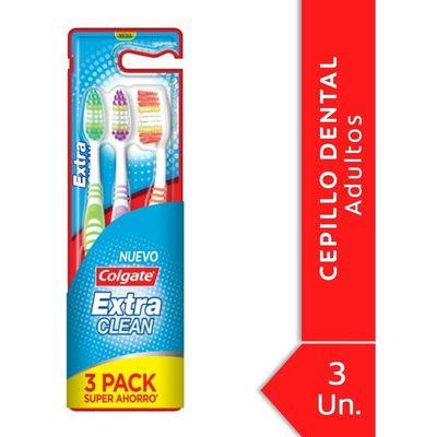 Colgate-Extra-Clean-Cepillo-Dental-Adulto-Medio-3-Unidades-en-Pedidosfarma