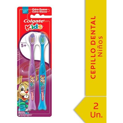 Colgate-Kids--5-Cepillo-Dental-Niños-Extra-Suave-2-Unidades-en-Pedidosfarma