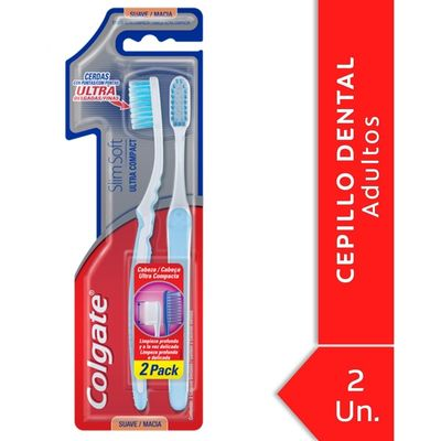 Colgate-Slim-Soft-Ultra-Compact-Head-Cepillo-Dental-2-U-en-Pedidosfarma