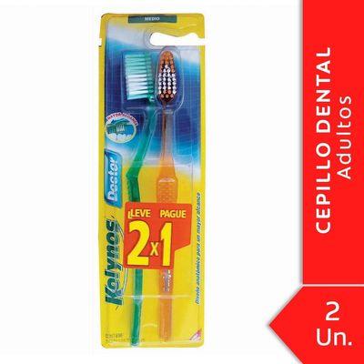 Kolynos-Doctor-Medio-Cepillo-Dental-2-Unidades-en-Pedidosfarma