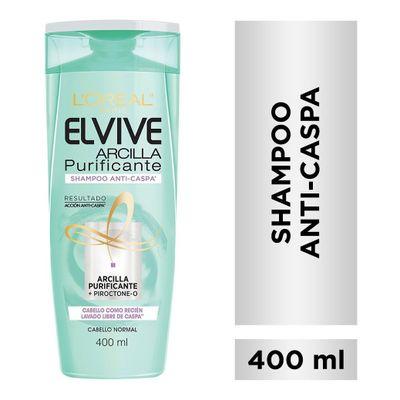 Elvive-Loreal-Shampoo-Anti-caspa-Arcilla-Purificante-400ml-en-Pedidosfarma