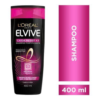 Elvive-Loreal-Shampoo-Resist-Caida-400ml-en-Pedidosfarma