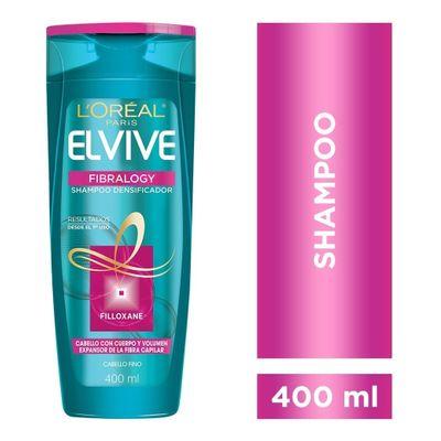 Elvive-Loreal-Shampoo-Fibralogy-400ml-en-Pedidosfarma