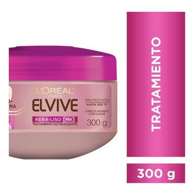 Elvive-Loreal-Paris-Crema-Tratamiento-Keraliso-230°-300ml-en-Pedidosfarma
