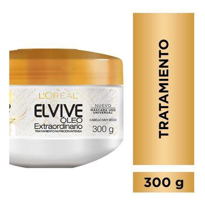 Elvive-Crema-Tratamiento-Oleo-Extraordinario-Nutricion-300ml-en-Pedidosfarma