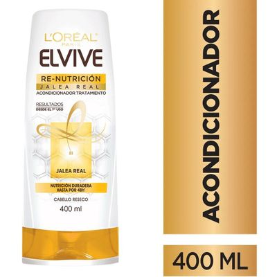 Elvive-Acondicionador-Re-Nutricion-Jalea-Real-400ml-en-Pedidosfarma