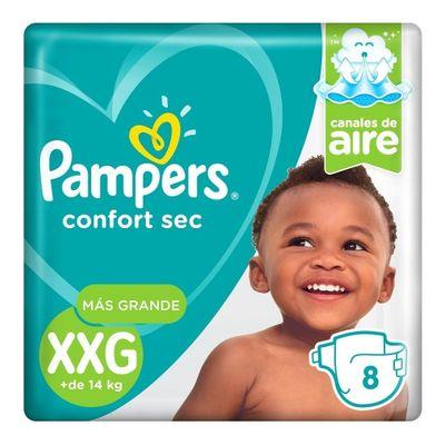 Pampers-Confort-Sec-Pañales-Extra-Extra-Grande-X-8-Unidades-en-Pedidosfarma