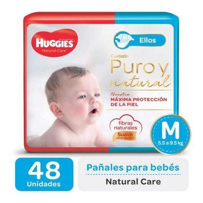 Huggies-Natural-Care-Pañales-Ellos-Mediano-X-48-Unidades-en-Pedidosfarma
