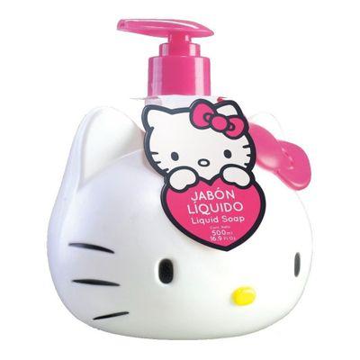 Hello-Kitty-Jabon-Liquido-X-500-Ml-en-Pedidosfarma