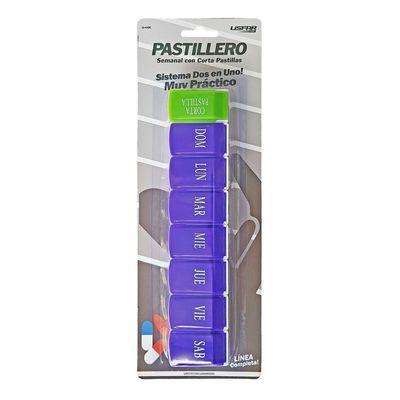 Lisfar-Pastillero-Semana-Con-Corta-Pastilla-1-Unidad-en-Pedidosfarma