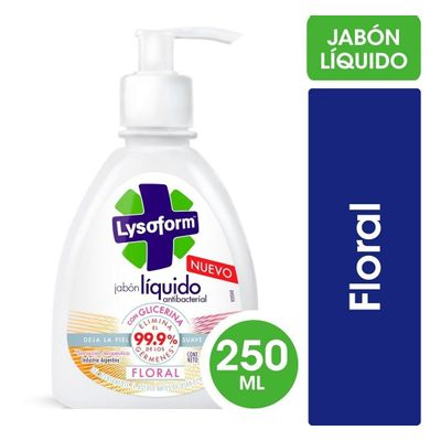 Lysoform-Jabon-Liquido-Para-Manos-Floral-X-250-Ml-en-Pedidosfarma