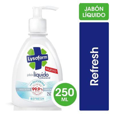 Lysoform-Jabon-Liquido-Para-Manos-Refresh-X-250-Ml-en-Pedidosfarma
