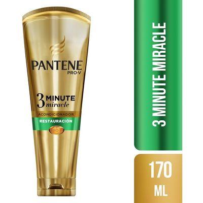 Pantene-Acondicionador-3-Minute-Miracle-Restauracion-X-170ml-en-Pedidosfarma