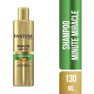 Pantene-Pro-v-Minute-Miracle-Restauracion-Shampoo-X-130-Ml-en-Pedidosfarma