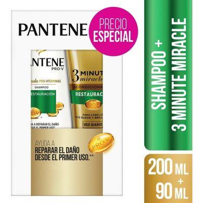 Pantene-Pro-v-Restauracion-Sh-X-200-Ml---Aco-90-Ml-en-Pedidosfarma
