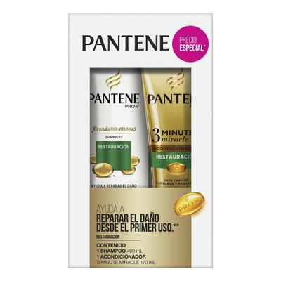 Pantene-Pro-v-Restauracion-Sh-X-400-Ml---Aco-170-Ml-en-Pedidosfarma