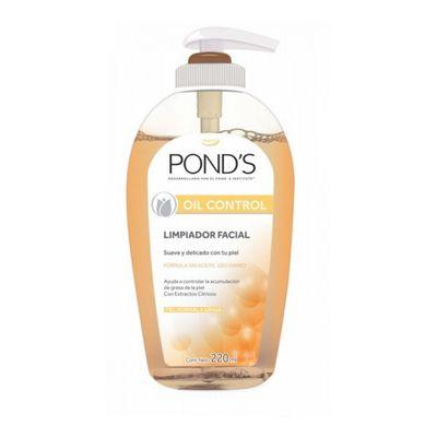 Ponds-Oil-Free-Limpiador-Facial-X-220ml-en-Pedidosfarma
