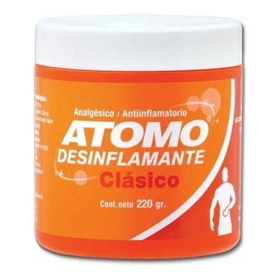 Atomo-Desinflamante-Clasico-En-Pote-220-G-en-Pedidosfarma
