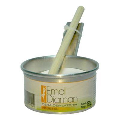 Emal-Diaman-Cera-Depilatoria-Vegetal-Cacerolita-150g-en-Pedidosfarma