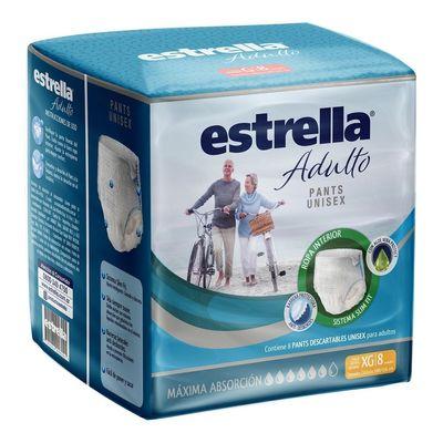 Estrella-Pants-Unisex-Ropa-Interior-Extra-Grande-8-Unidades-en-Pedidosfarma