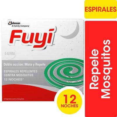 Fuji-Verde-Espirales-Para-Mosquitos-X-12-Unidades-en-Pedidosfarma