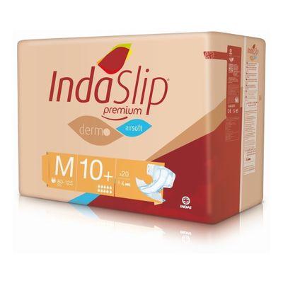 Indaslip-Premium-Pañal-Para-Adulto-M10-Mediano-20-Unidades-en-Pedidosfarma