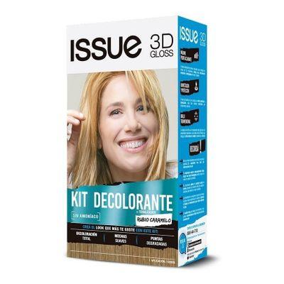 Issue-Tintura-3d-Gloss-Kit-Decolorante-Rubio-Caramelo-en-Pedidosfarma
